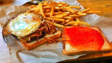 Make My Day Burger