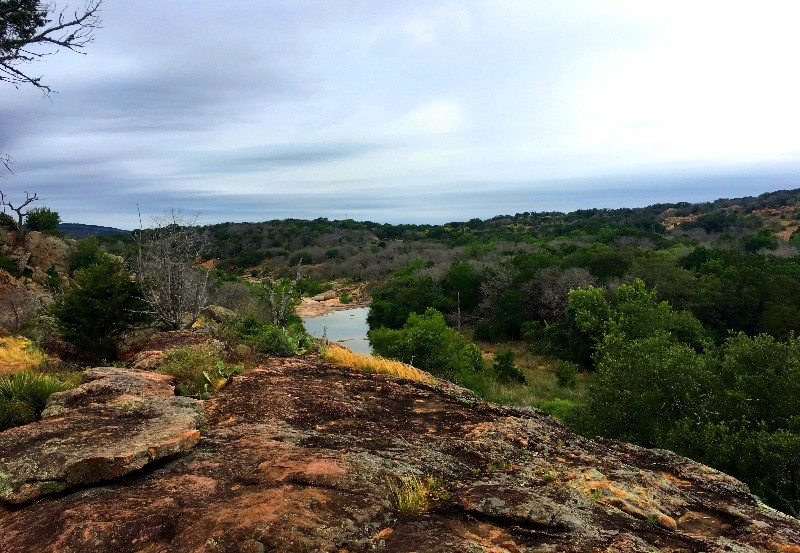 Inks Lake Trail