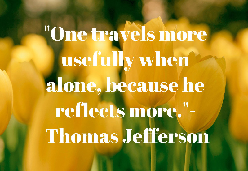 Travel Quote by Thomas Jefferson